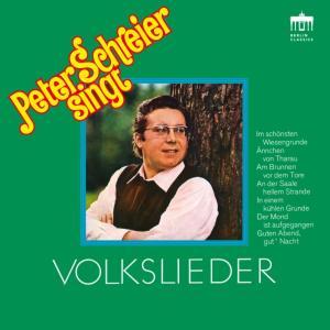 Peter Schreier - Peter Schreier singt Volkslieder (Remastered Reissue) (2019)