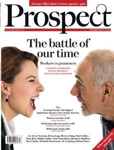 Prospect Magazine - December 2015