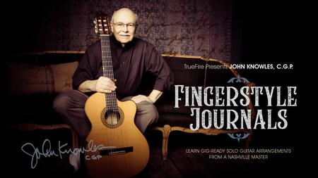 John Knowles, C.G.P.'s Fingerstyle Journals