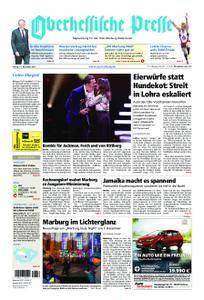 Oberhessische Presse Marburg/Ostkreis - 17. November 2017