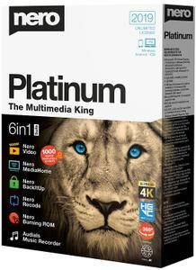 Nero Platinum 2019 Suite 20.0.07900 Multilingual