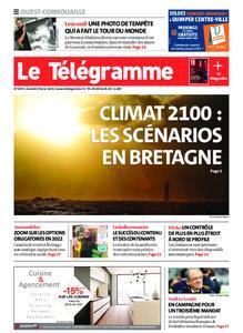 Le Télégramme Ouest Cornouaille – 06 février 2021