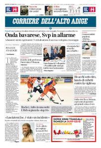 Corriere dell'Alto Adige – 16 ottobre 2018