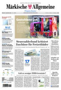 Märkische Allgemeine Prignitz Kurier - 07. November 2018