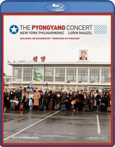 Lorin Maazel, New York Philharmonic - The Pyongyang concert: Wagner, Dvorak, Gershwin, Bizet, Bernstein (2009) [Blu-Ray]