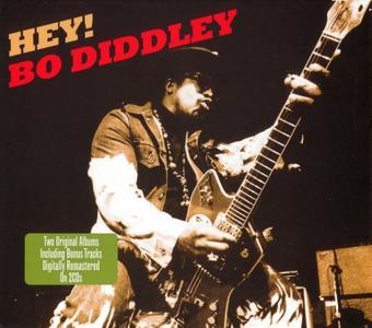 Bo Diddley - Hey! Bo Diddley (2010) {2CD Set, Remastered and Expanded rec 1958-1959}