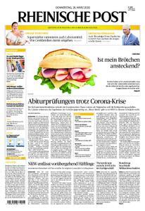 Rheinische Post – 26. März 2020