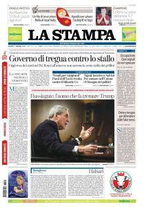 La Stampa Torino Provincia e Canavese - 3 Maggio 2018