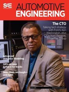 Automotive Engineering - June 2018