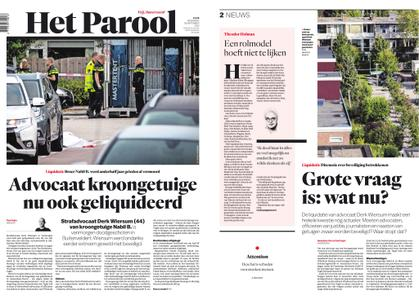 Het Parool – 18 september 2019