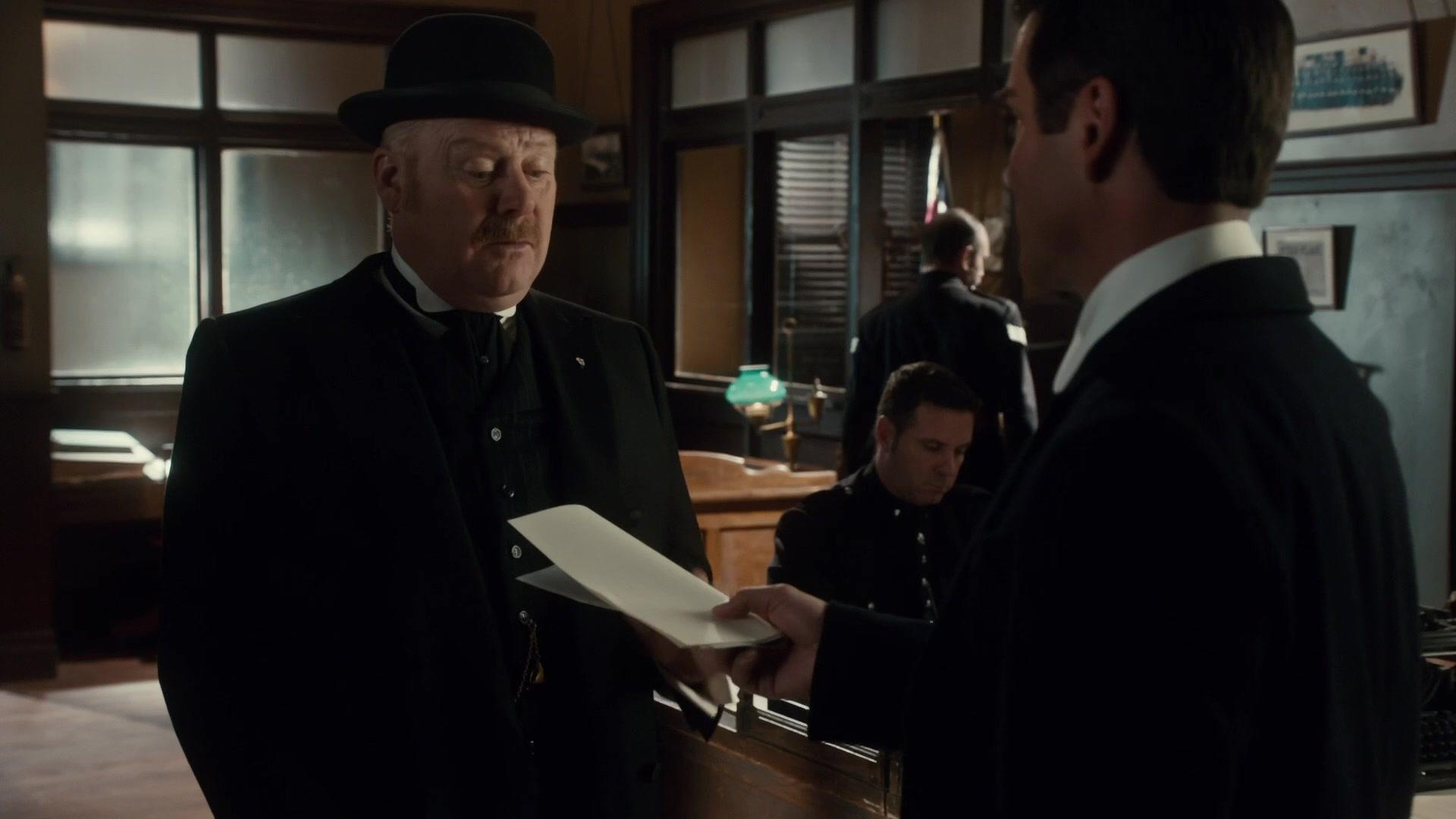 Murdoch Mysteries S12E17
