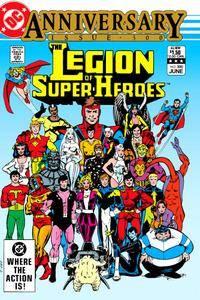 Legion of Super-Heroes 300 digital LP