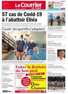 Le Courrier de l'Ouest Cholet – 26 août 2020