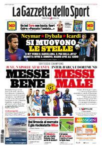 La Gazzetta dello Sport Sicilia – 30 agosto 2019