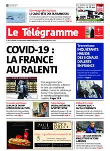 Le Télégramme Brest – 31 octobre 2020