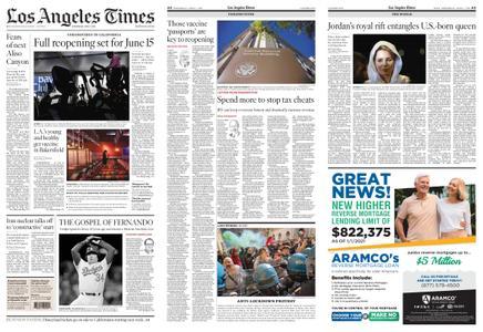 Los Angeles Times – April 07, 2021