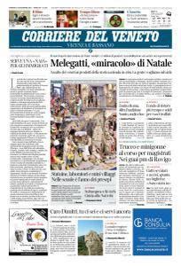 Corriere del Veneto Vicenza e Bassano - 10 Dicembre 2017