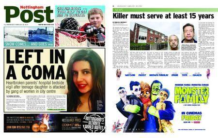 Nottingham Post – February 28, 2018