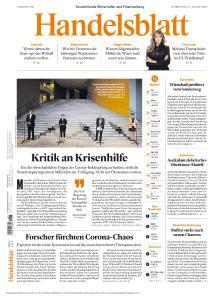 Handelsblatt - 27 August 2020