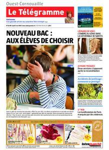Le Télégramme Ouest Cornouaille – 02 mai 2019