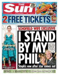 The Sun UK - 10 February 2020
