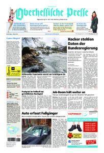 Oberhessische Presse Hinterland - 01. März 2018