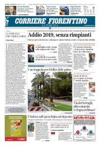 Corriere Fiorentino La Toscana – 31 dicembre 2019