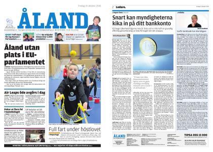 Ålandstidningen – 19 oktober 2018