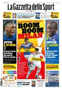 La Gazzetta dello Sport Sicilia – 29 agosto 2020