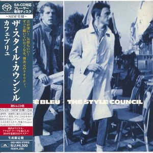 The Style Council - Cafe Bleu (1984) [Japanese Limited SHM-SACD 2010] PS3 ISO + Hi-Res FLAC