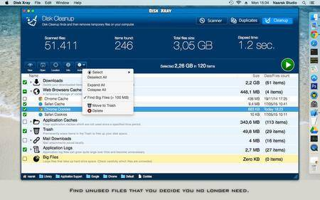 Disk Xray 2.5.2 Mac OS X