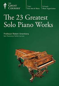 TTC Video - The 23 Greatest Solo Piano Works [Repost]