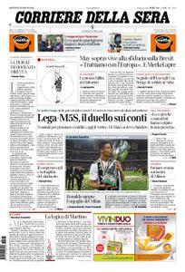 Corriere della Sera – 17 gennaio 2019