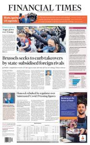 Financial Times UK - June 3, 2020