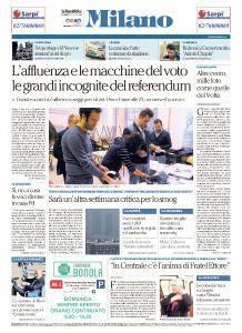 la Repubblica Milano - 22 Ottobre 2017