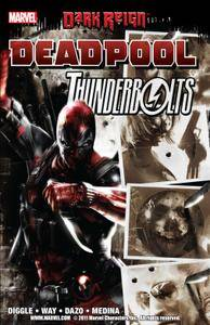 Dark Reign Deadpool Thunderbolts 2009 Digital