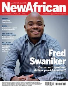 New African - April 2016