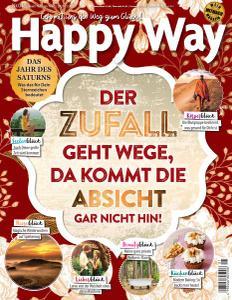 Happy Way - Januar-März 2021