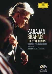 Herbert von Karajan, Berliner Philharmoniker - Brahms: The Symphonies (2008/1973)