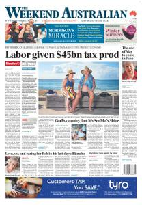 The Australian - May 25, 2019