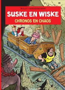 Suske En Wiske - 346 - Chronos En Chaos