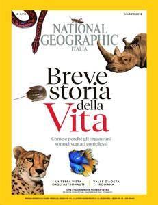National Geographic Italia - marzo 2018