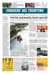 Corriere del Trentino - 23 Agosto 2018