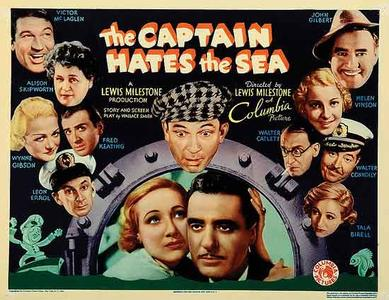 The Captain Hates the Sea (1934)