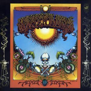 The Grateful Dead - Aoxomoxoa (1969) US Pressing - LP/FLAC In 24bit/96kHz