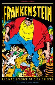 Dark Horse-Frankenstein The Mad Science Of Dick Briefer 2016 Hybrid Comic eBook