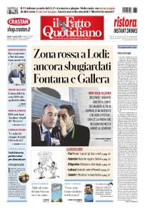 Il Fatto Quotidiano - 01 agosto 2020