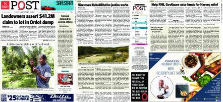 The Guam Daily Post – September 03, 2017