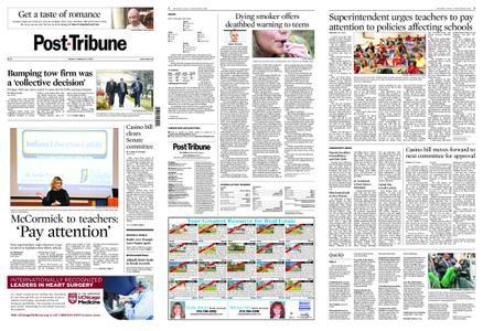 Post-Tribune – February 08, 2019