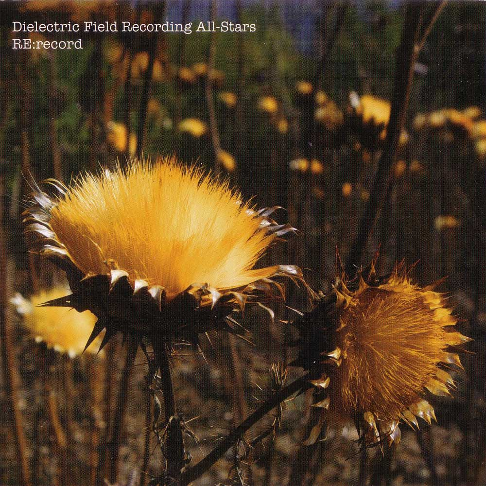 The Dielectric Field Recording All-Stars - RE:record (2007) {Dielectric} **[RE-UP]**